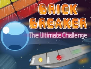 Brick Breaker : The Ultimate Challenge