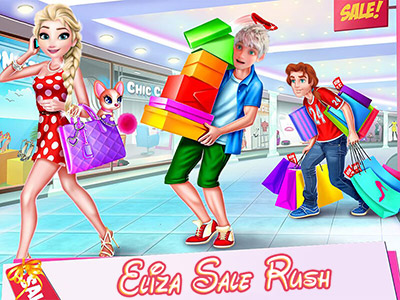 Eliza Sale Rush