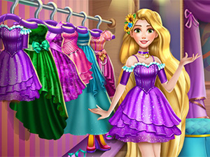 Goldie Princess Wardrobe Cleaning