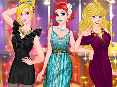 Princesses Talk Show VIP