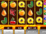 The Fruits Slot Machine